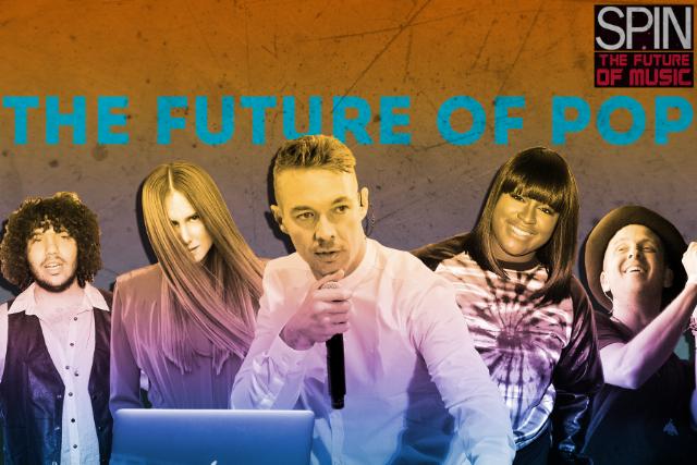 Future of Music Pop