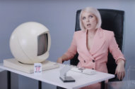 Little Boots Runs a Productive Office in 'Get Things Done' Video