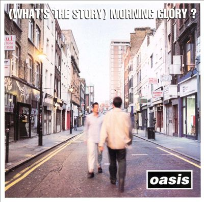 oasis, what's the story morning glory, review