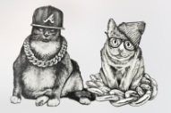 Check Out Some Amazing New 'Meow the Jewels' Merch