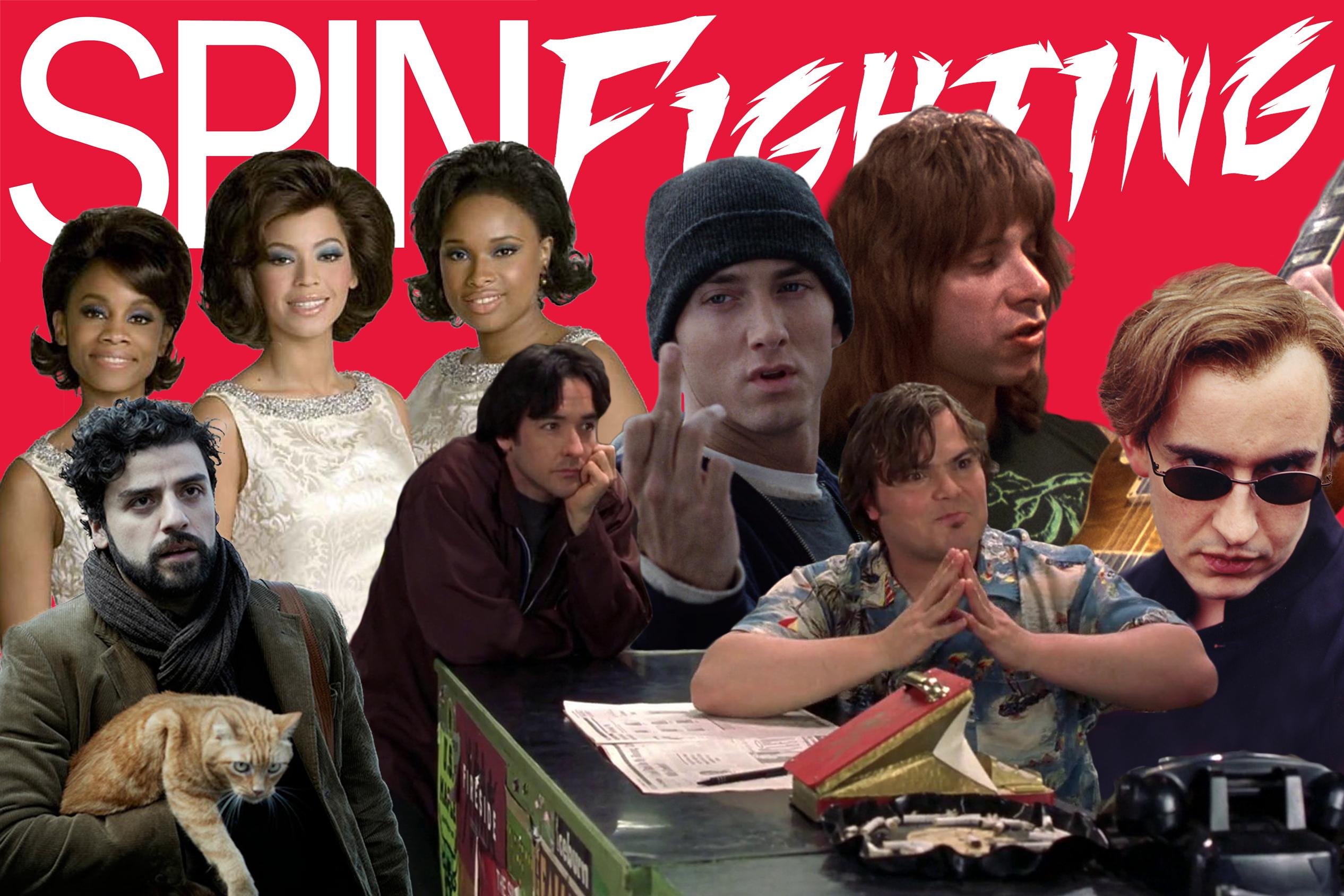 SPINfighting Movies