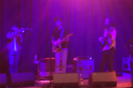 Tobias Jesso Jr. Covered D'Angelo, the Weeknd, Keane, and Haim Last Night