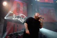 Action Bronson Underwent Emergency Surgery