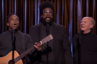 Black Simon and Garfunkel Did 'Can't Feel My Face' With the Actual Art Garfunkel