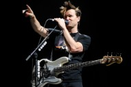 Blink-182 Have Recorded Five New Songs With Alkaline Trio's Matt Skiba