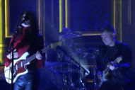 Watch Børns Inject 'Electric Love' With Countless Sparks on 'Tonight Show'