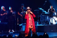 Boy George Tells 'Voice U.K.' Audience He Slept With Prince