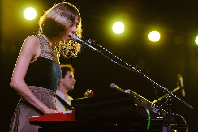 Chairlift In Concert