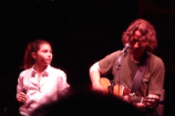Chris Cornell and His Daughter Cover Bob Marley's 'Redemption Song'