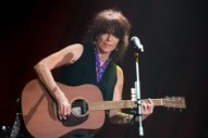 Chrissie Hynde Gets Defensive on NPR: 'Don't Buy the F**king Book If I've Offended Someone'