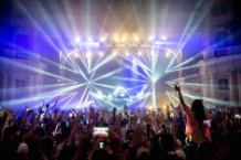 Dimitri Vegas & Like Mike Perform At Brixton Academy In London