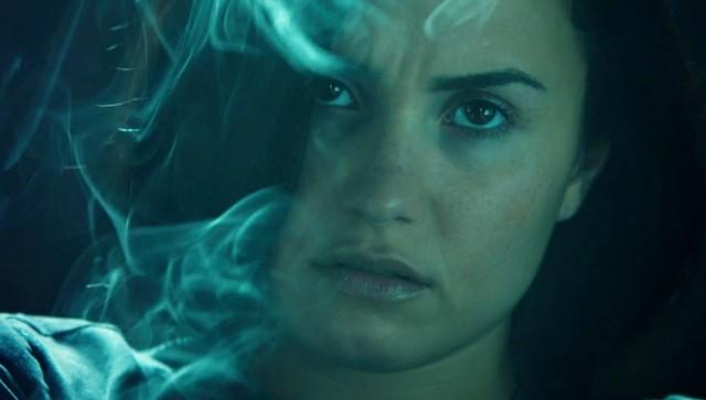 Demi Lovato  Confident Official Video  >> Demi Lovato And Michelle Rodriguez Throw Down In Confident Video