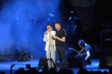 Fred Armisen Joined Blur for 'Parklife' in Los Angeles Last Night