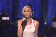 Gwen Stefani Performs Emotional New Single, 'Used to Love You,' on 'Ellen'