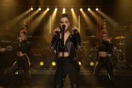 Hailee Steinfeld Made Her Late-Night Debut With 'Love Myself' on 'Tonight Show'