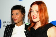 Hear Icona Pop and ?uestlove's Cover of Nu Shooz's 'I Can't Wait'