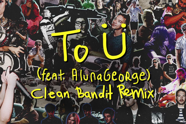 clean bandit give skrillex and diplo s to Ü a sublime echoing