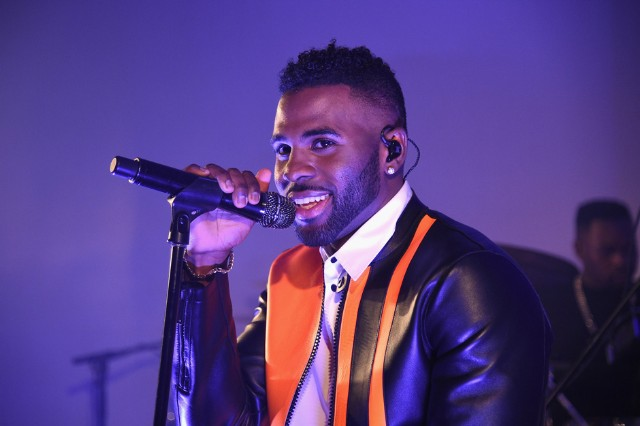 Jason Derulo Goes All In on 'Can You Feel the Love Tonight