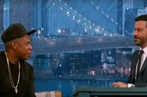 Watch Jay Z Perform 'Empire State of Mind' on 'Kimmel'