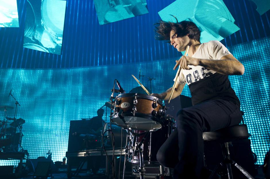 Jonny Greenwood Says That Radiohead Finished Recording