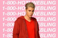 Here's a Really Good Mashup of Justin Bieber's 'What Do You Mean?' and Drake's 'Hotline Bling'