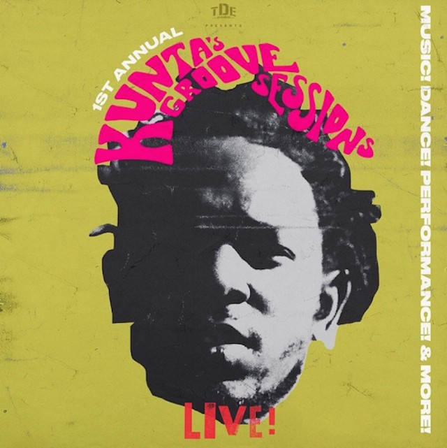 Kendrick lamar announces kuntas groove sessions tour spin 2 kendrick lamar has announced a new york city date at webster hall on november 2 tickets are available for presale here and include a meet and greet m4hsunfo