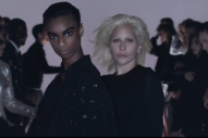 Lady Gaga Revamps Chic's 'I Want Your Love' With Nile Rodgers Himself