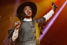 CBGB Festival Presents Amnesty International Concert At Barclay Center - Show