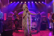 Miley Cyrus and the Flaming Lips Play 'Karen Don't Be Sad,' 'The Twinkle Song' on 'SNL'