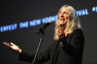 Boston's Mayor Dubs October 10 'Patti Smith Day'