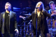 Patti Smith Joins U2 Onstage for 'Gloria' Last Night