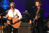 Paul McCartney and Beck Perform 'I've Just Seen a Face'