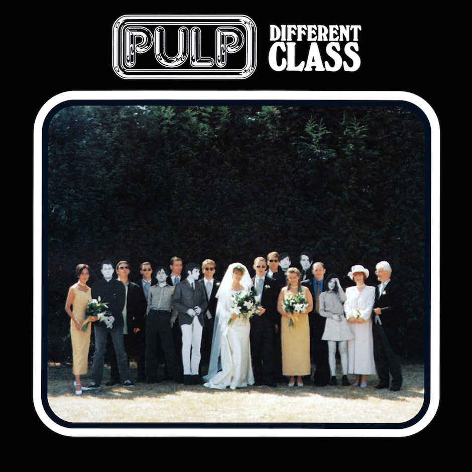 Review: Pulp, 'Different Class' | SPIN Oasis Band Album Cover