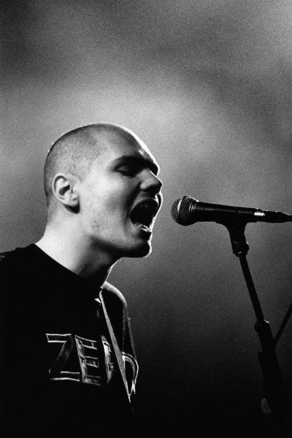 smashing pumpkins, billy corgan, 1995, mellon collie and the infinite sadness