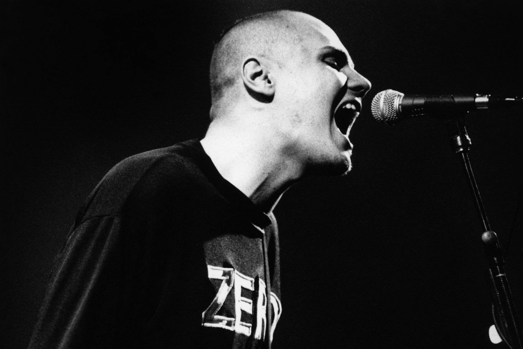Smashing Pumpkins: SPIN's 1996 'Mellon Collie' Cover Story, 'Zero Worship'