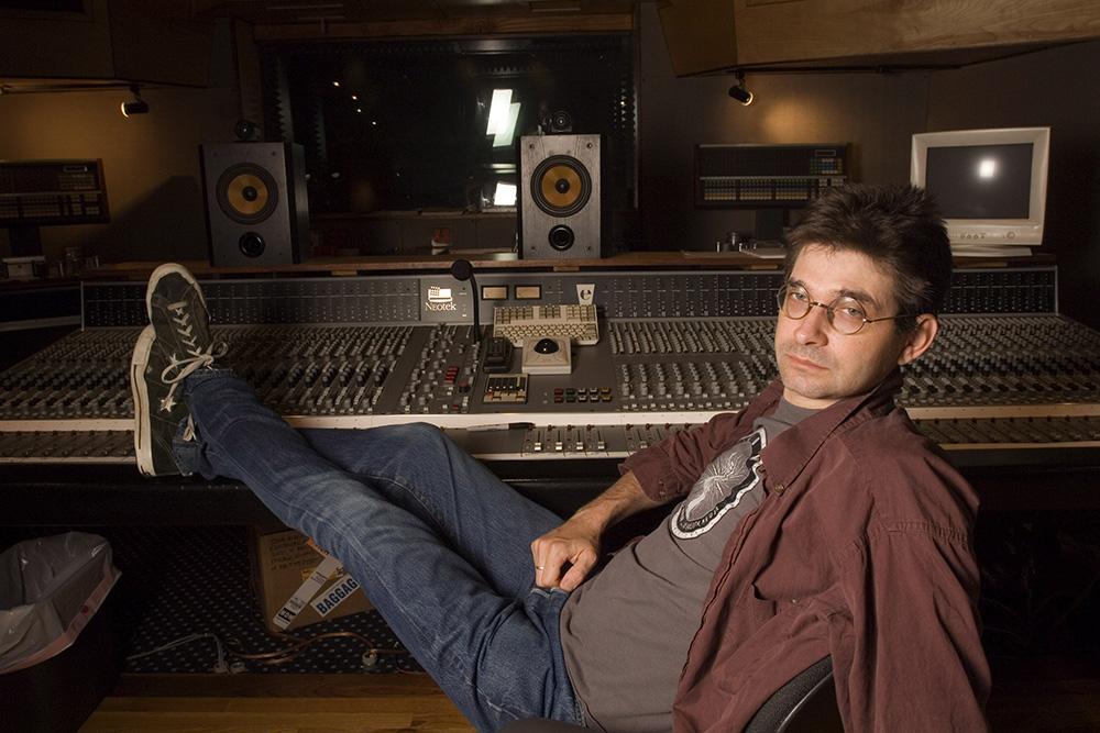 Albini At Electrical Audio