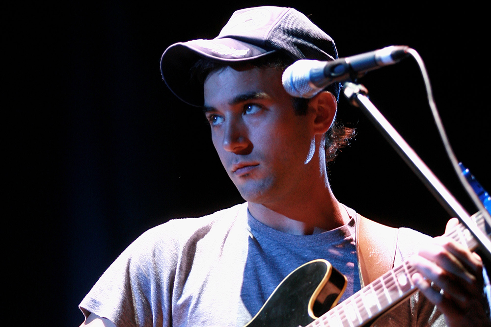 Sufjan Stevens Shares Haunting Remix Of Blue Bucket Of