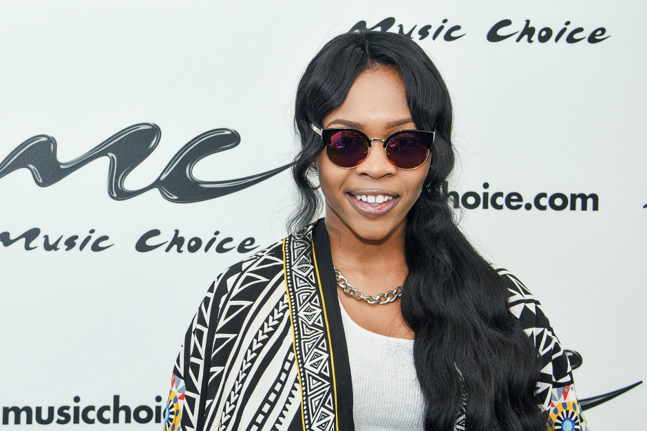 <> at Music Choice on May 18, 2015 in New York City.