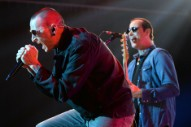 Chester Bennington Announces Split With Stone Temple Pilots