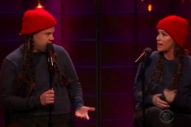Here Are the Lyrics to Alanis Morissette and James Corden's 2015 Update of 'Ironic'