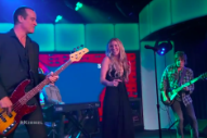 Joss Stone Temple Pilots Make 'Mash-Up Mondays' Debut With 'Interstate Love Song'