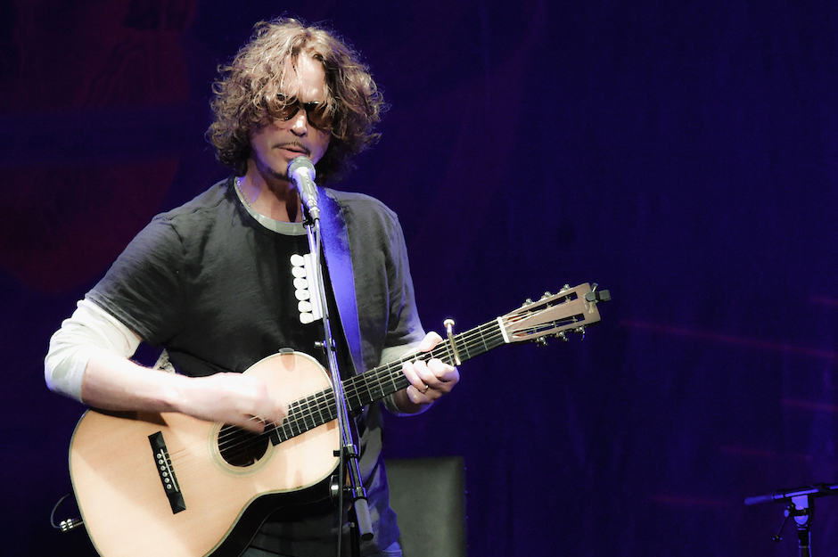 Chris Cornell at The Ryman - Nashville