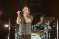 Pearl Jam Perform Eagles of Death Metal's 'I Want You So Hard' in Brazil