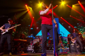 Coldplay Debut Three New Songs at Tidal Live Event