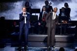 Macklemore & Ryan Lewis Debut 'Kevin' With Leon Bridges on AMAs