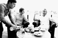 EL VY Speed Up in 'No Time to Crank the Sun' Video