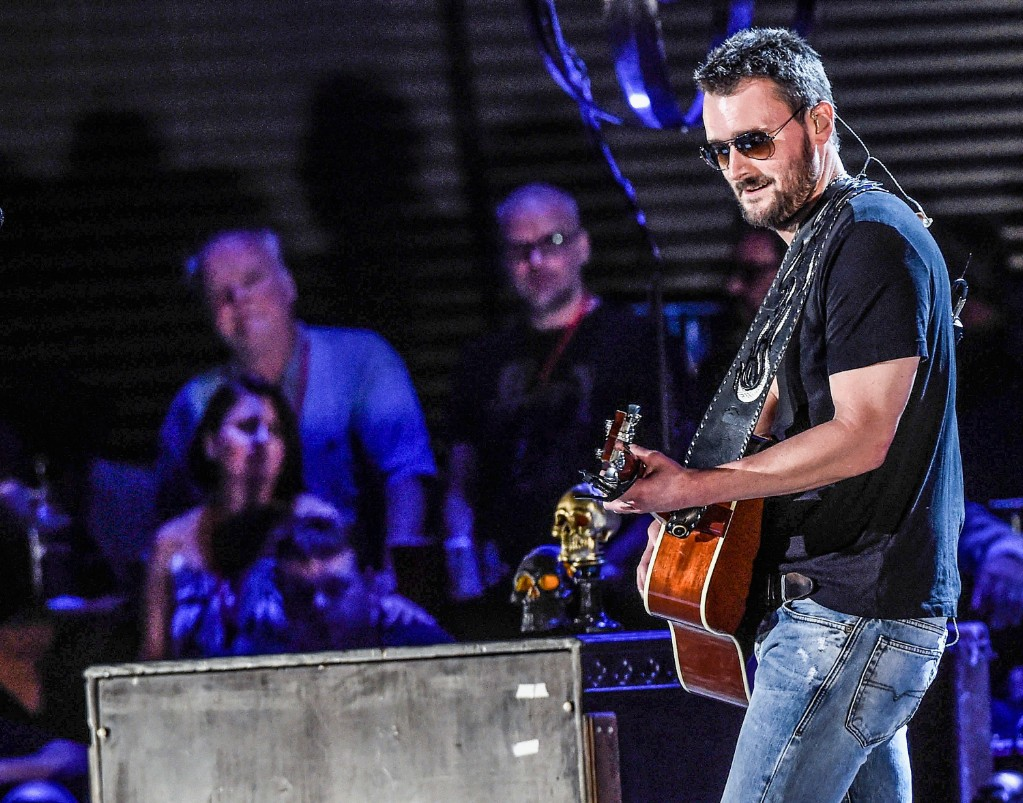 Eric Church The Outsiders Tour