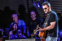Eric Church: Day In The Life - Load In to Load Out