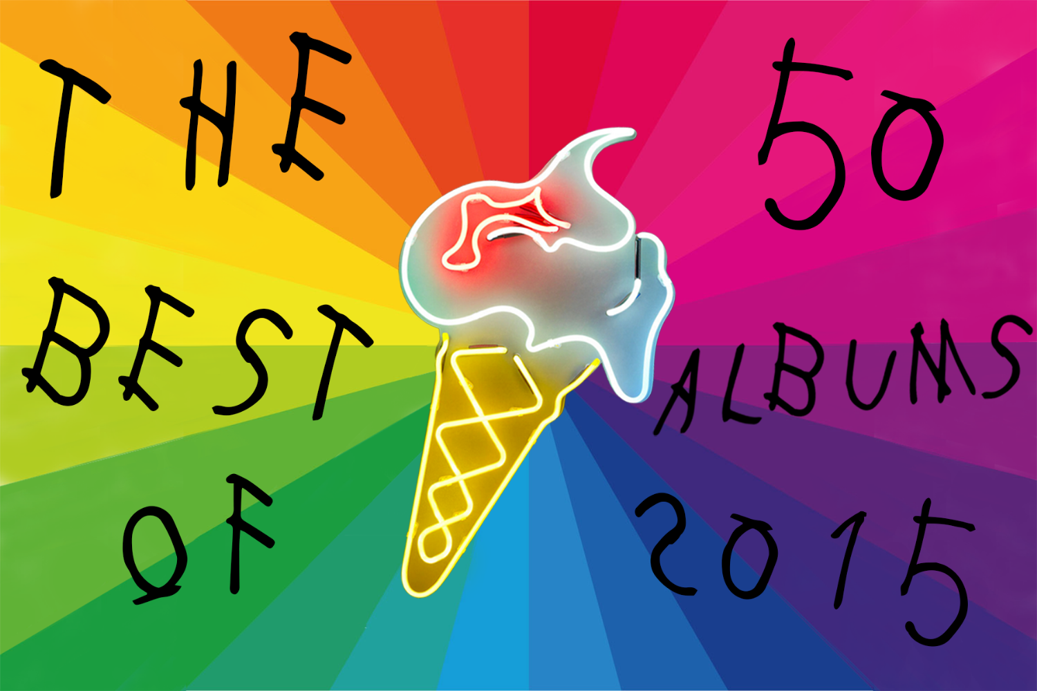 The 50 Best Albums of 2015 | SPIN