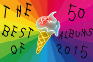 The 50 Best Albums of 2015